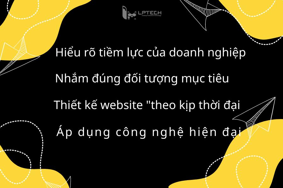 Đón đầu xu hướng thị trường bằng thiết kế website như thế nào?
