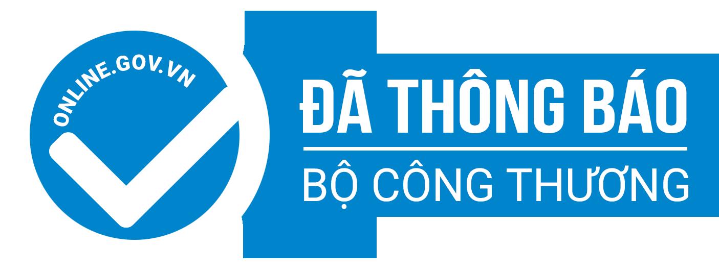 Bộ công thương Việt Nam công nhận : Dịch vụ Thiết Kế Website - LP