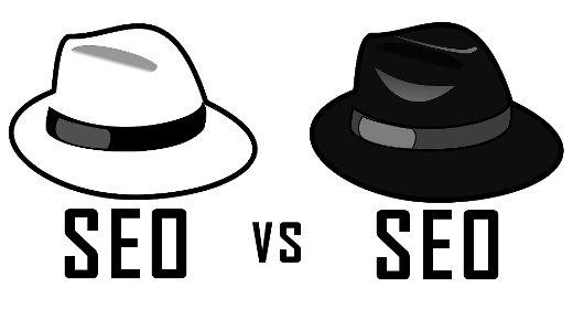 SEO mũ trắng vs SEO mũ đen ?