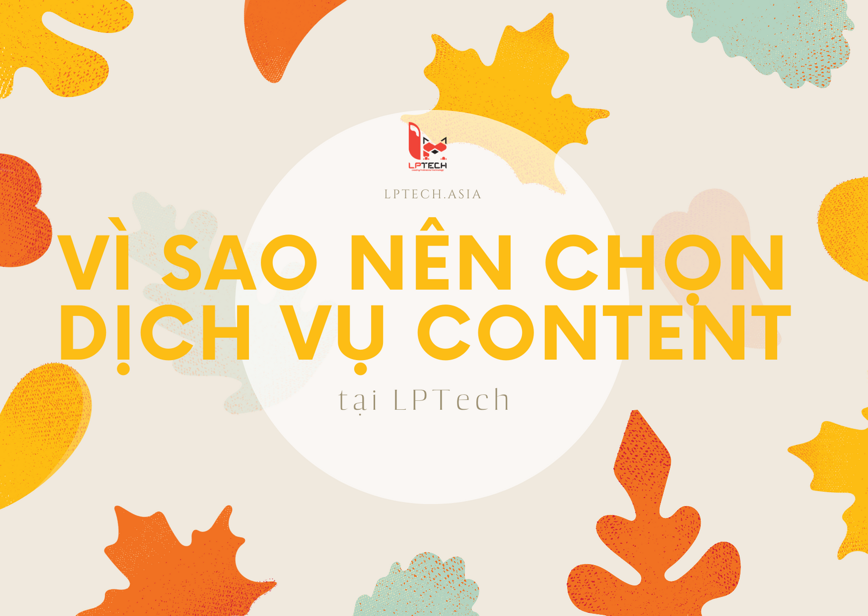 Dịch vụ Content