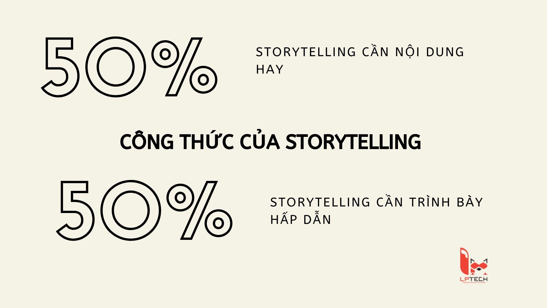 Làm sao để có storytelling hay và hấp dẫn