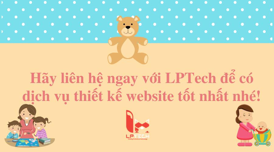 Liên hệ ngay với LPTech