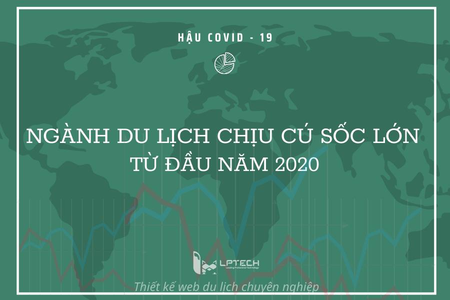 Ngành Du lịch chịu cú sốc lớn từ Covid-19
