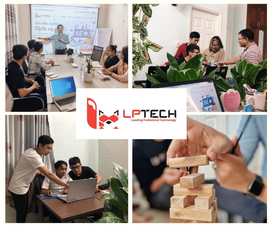 Cán bộ nhân viên LPTech