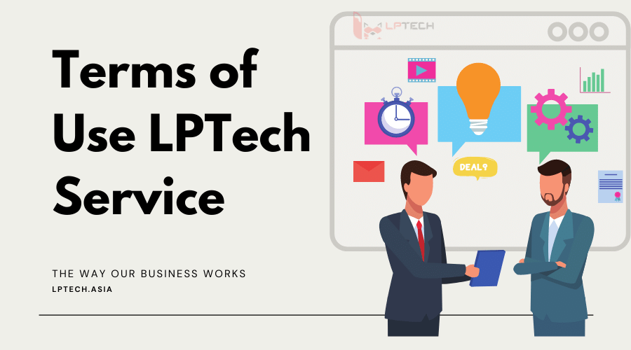 Terms of Use LPTech Service