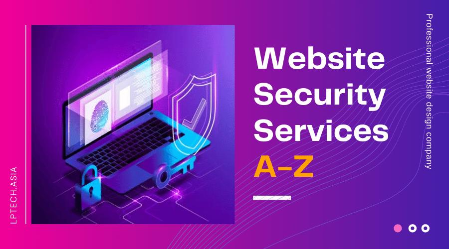 Website security services LPTech