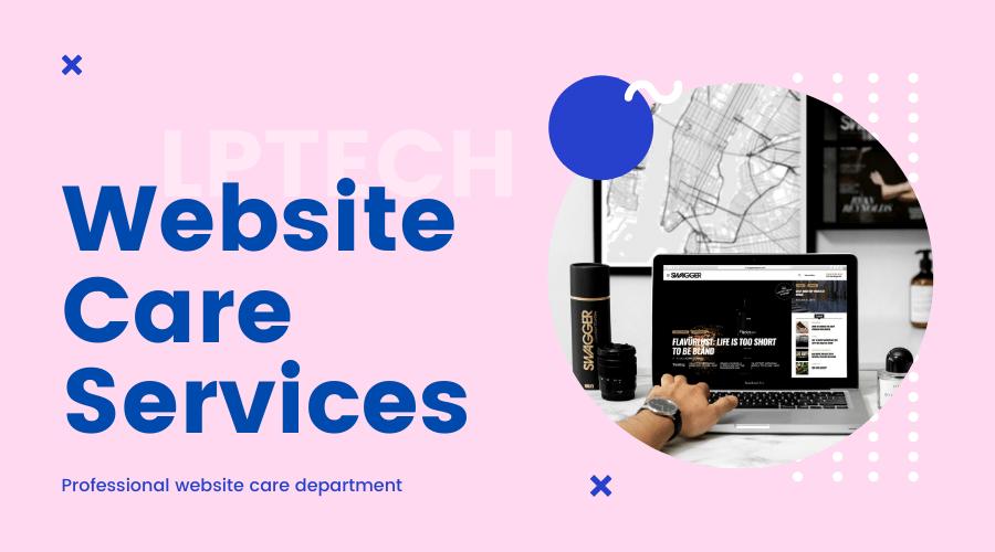 Website Care Services