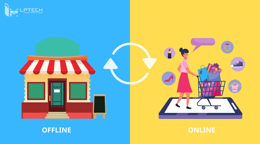 Tình hình kinh doanh online
