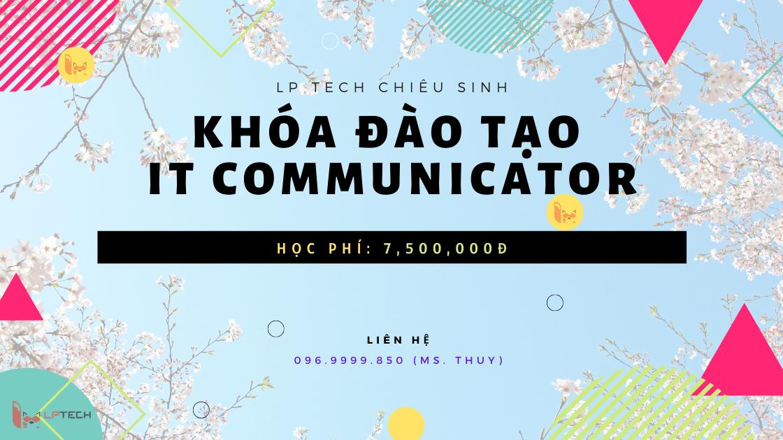 IT Communicator là gì