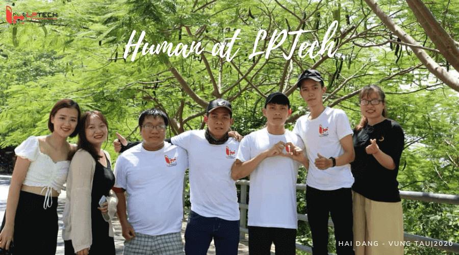 Human at LPTech