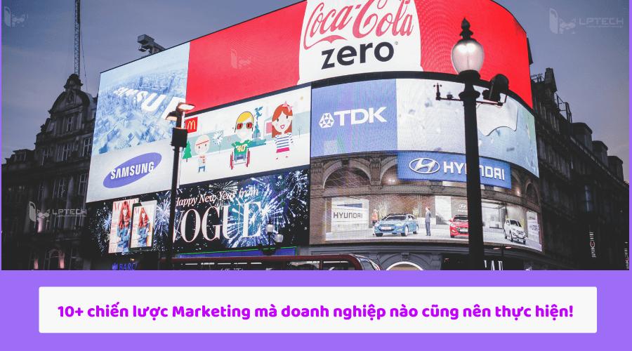 Một số chiến lược marketing hiệu quả