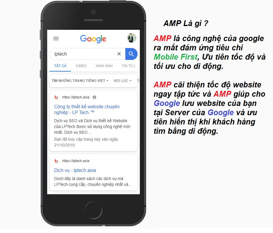amp là gì