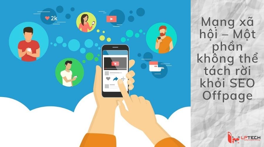 Dễ dàng chia sẽ bài viết của bạn lên mạng xã hội