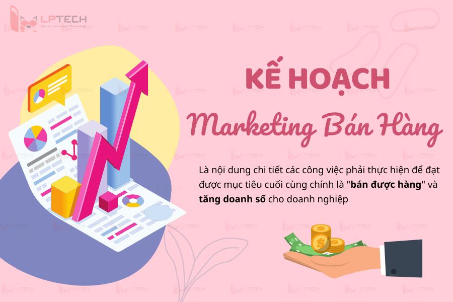 kế hoạch marketing bán hàng là gì