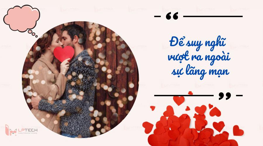 5 ý tưởng tiếp thị cho ngày valentine