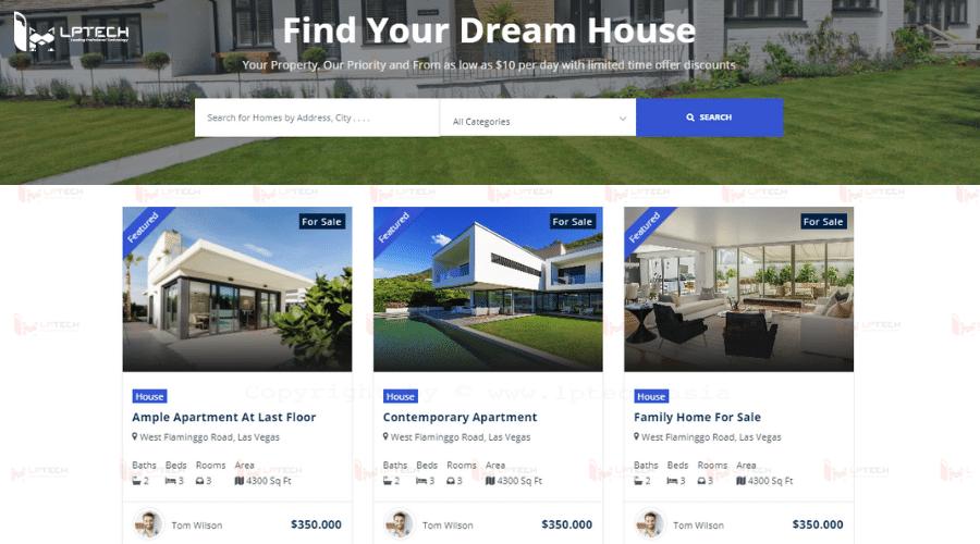thiết kế website khách sạn tại Đà Nẵng