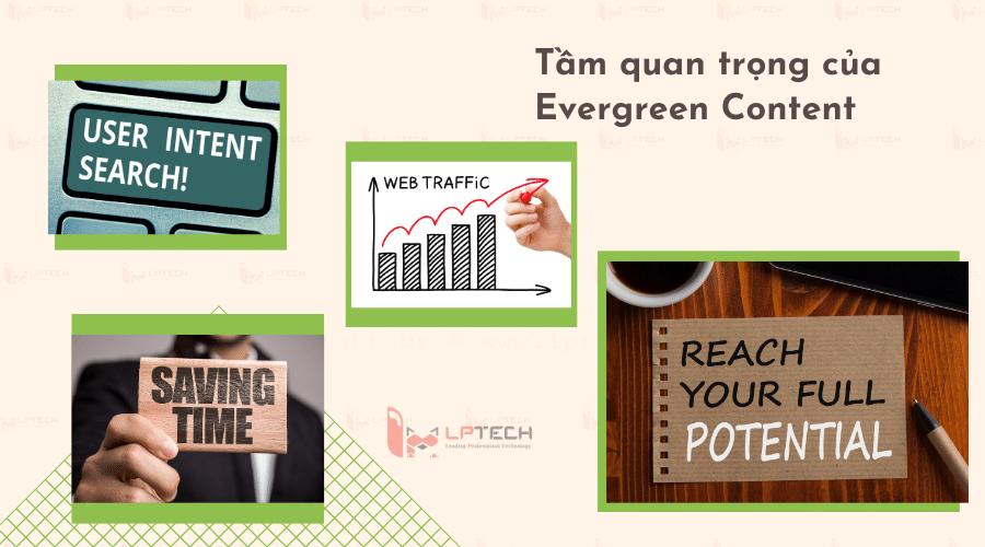Tầm quan trọng của Evergreen content