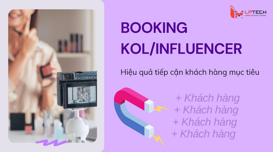 booking kol