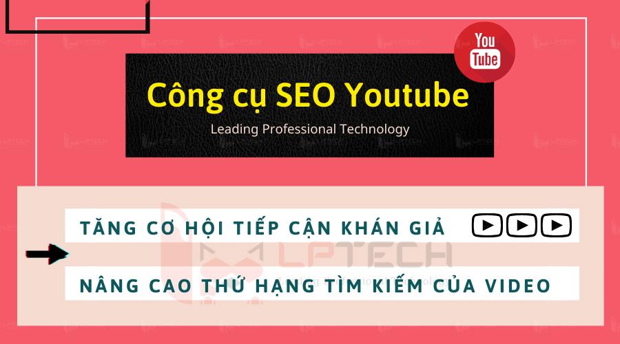 Công cụ SEO Youtube