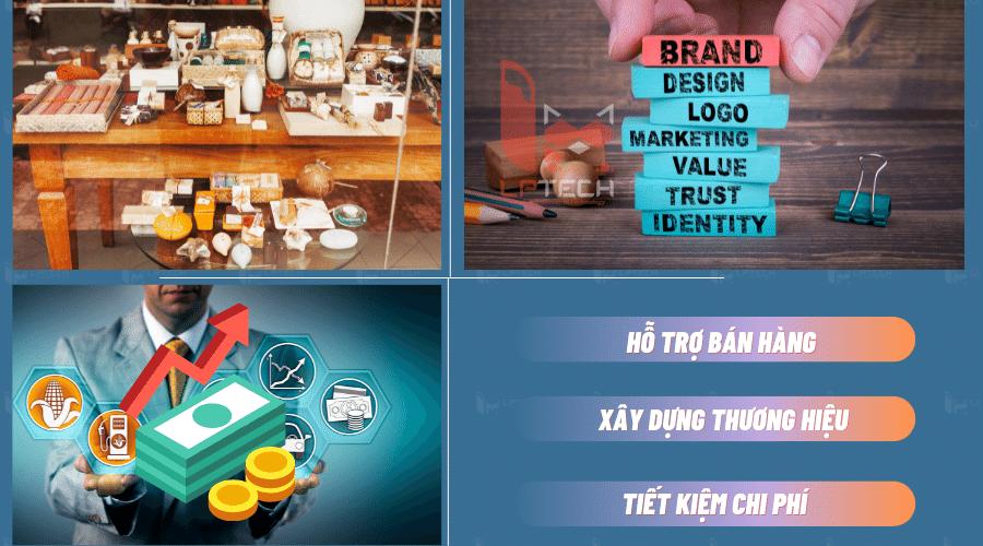 Lợi ích của thiết kế website bán đồ handmade