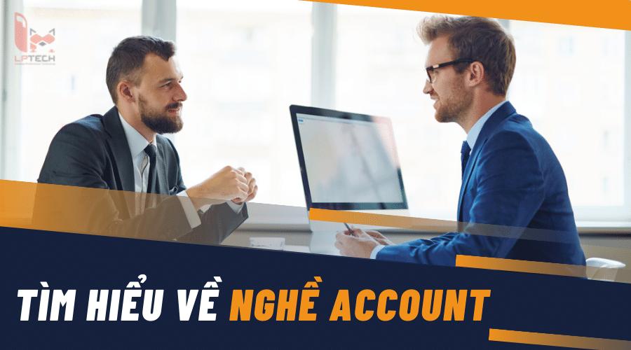 nghề account là gì