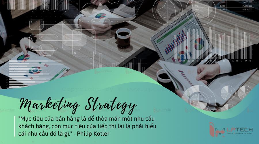 Chiến lược tiếp thị hiệu quả
