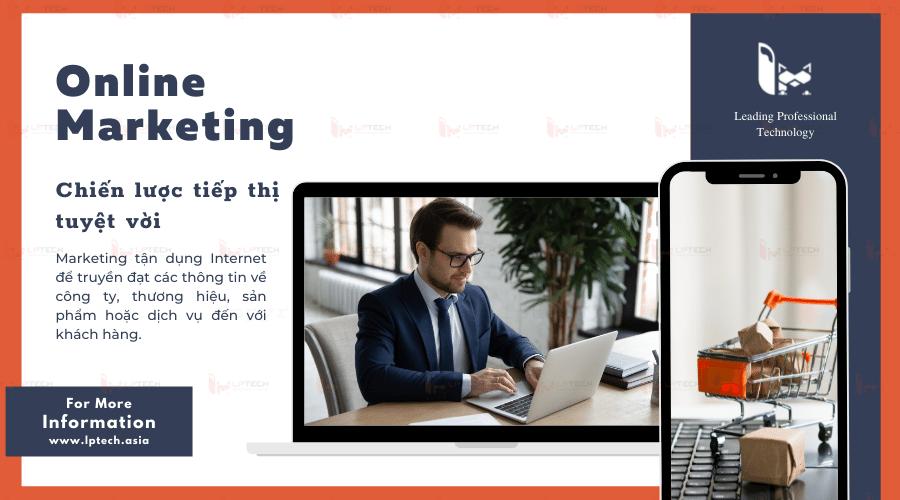 Marketing Online là gì? Các chiến lược tiếp thị online tuyệt vời